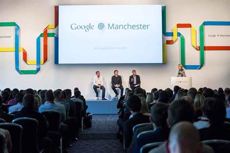 In Pictures: Google @ Manchester conference