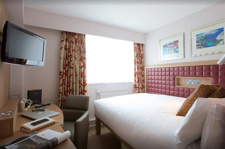 New rooms at the hotel