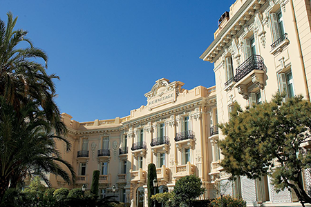 Five reasons for choosing the Hôtel Hermitage Monte-Carlo
