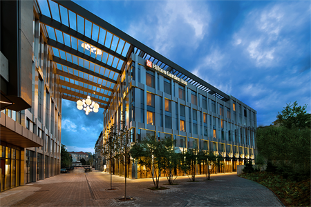 In pictures: Hilton Garden Inn opens in Lithuania