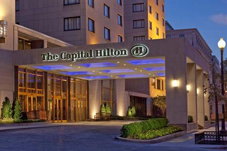 Hilton tops BDRC events survey