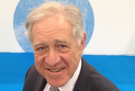 Michael Hirst, BVEP chair