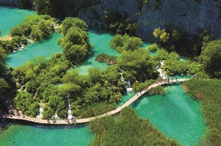 Plitvice Lakes, Croatia (iStockphoto.com)