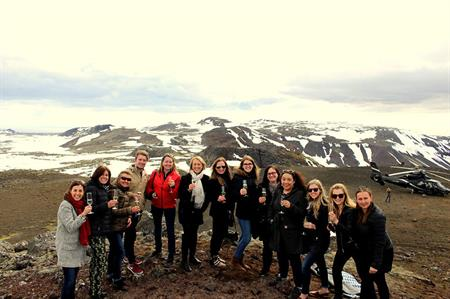 In Pictures: Meet in Reykjavik Iceland fam trip 2016