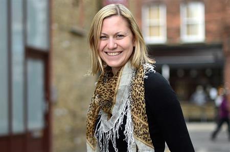 MPI president Jane Baker