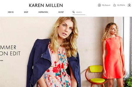 Karen Millen appoints NYS Corporate