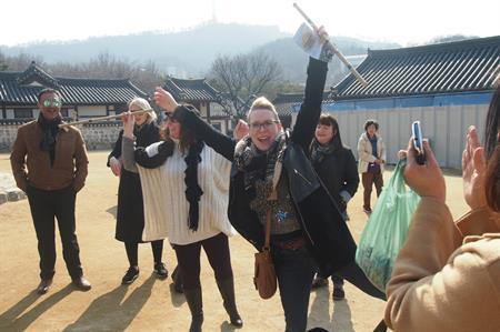 South Korea fam trip