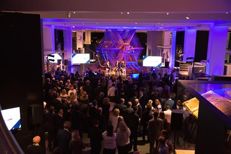 Case study: An Evening with Land Rover BAR