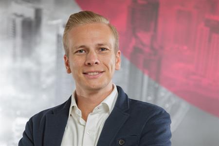 Blueprint appoints Lars Borgwardt