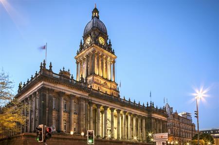 Leeds Town Hall (©iStockphoto.com)