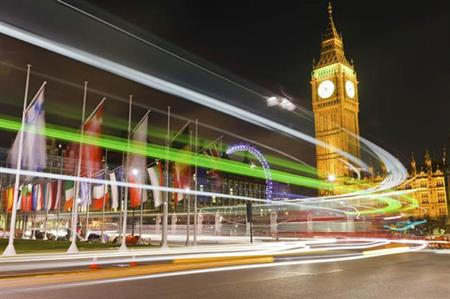 London named number one European city for events