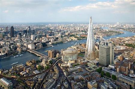 London hotes will see their highest occupancy rates for nearly 20 years