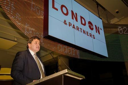 London & Partners launch ambassador programme
