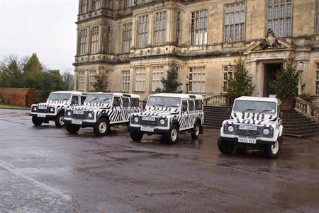 John Lewis, Tesco and Twinings among brands holding events at Longleat