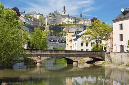 Flybe launches flights from Manchester to Luxembourg