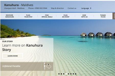 Kanuhura website