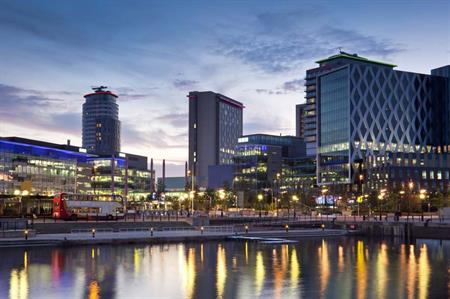 Manchester named European City of Science