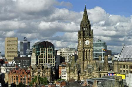 Manchester is one of five cities in the north that is backing a new £15bn transport bid