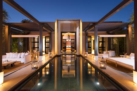 The Mandarin Oriental, Marrakech