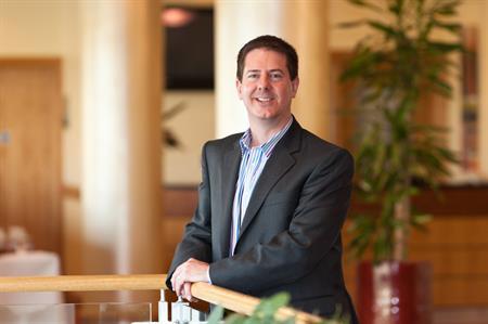 Marc Webster, head of sales, Jurys Inn