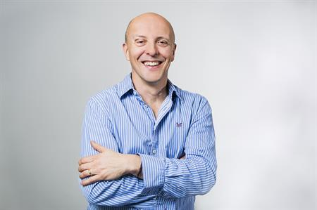 Mark Buist, managing director at Penguins Events