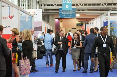 The Meetings Show 2014 has opened with 731 hosted buyers