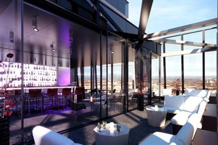 Melia to unveil new hotel inside Austria's tallest building