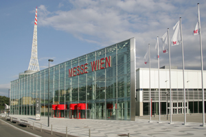 Reed Messe, Vienna (Copyright: Intercolor)