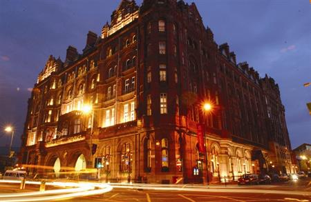 Q Hotels' The Midland in Manchester