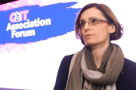Monika Lagodzinska, CEO of Foundation for Lifelong Learning