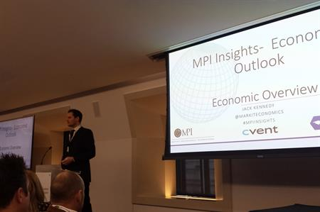 Jack Kennedy speaking at MPI Insights