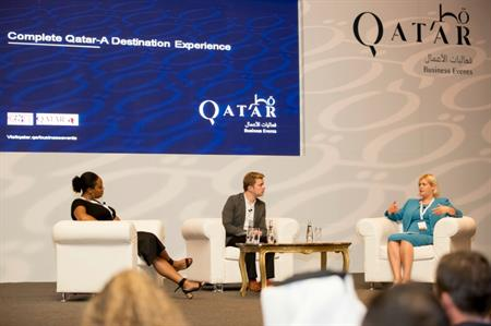 Complete Qatar: content session on delegate engagement
