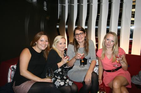Launch of NY-LON lounge bar