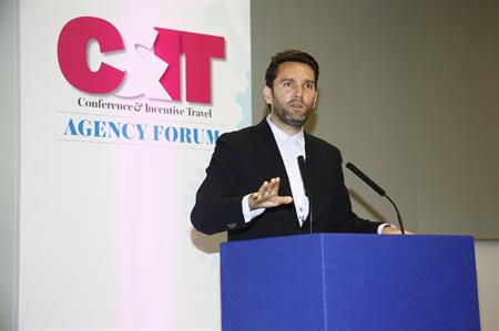Greg Nugent, brand marketing & culture director, London 2012