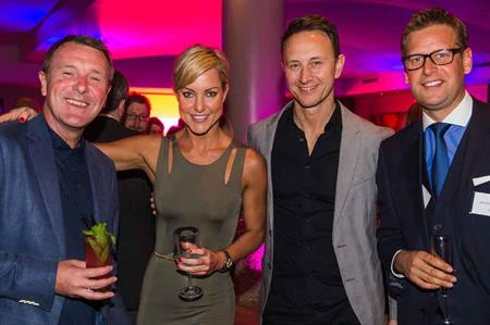 In Pictures: Paragon celebrates launch of One Live Partner