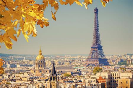 Paris has topped this year's ICCA rankings
