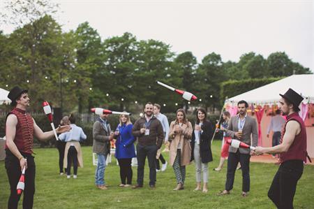 Hampton Court Hidden Garden Festival