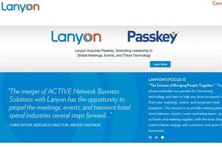 Lanyon acquires Passkey