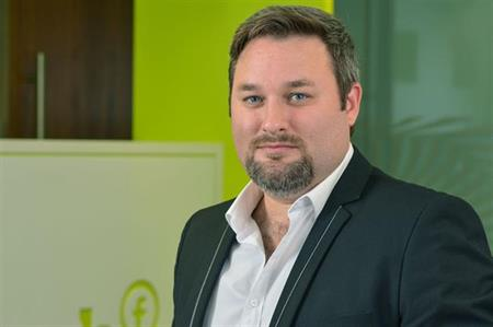 Managing director of The fresh Group Patrick Howells