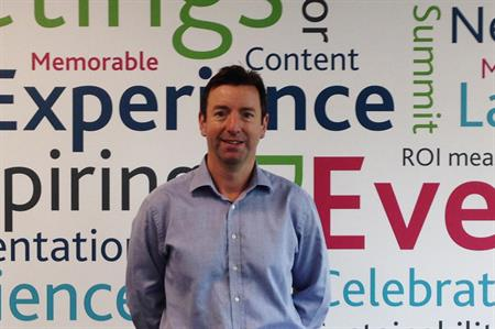 Capita Travel and Events' Paul Stoddart