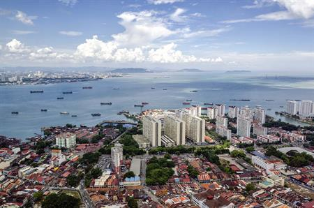 George Town, Penang (image: istock)