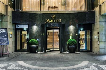 Incentive group from Lenovo Middle East and Africa will stay at Prague Marriott Hotel