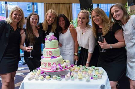 Pure Events' summer party