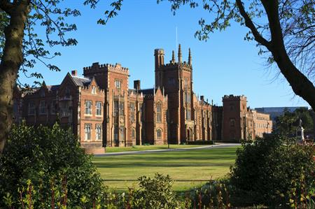 Queen's University, Belfast (©iStockphotos)