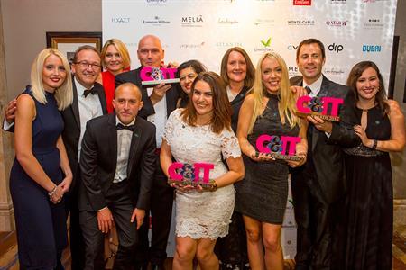 Rapport steals limelight at biggest ever C&IT Awards