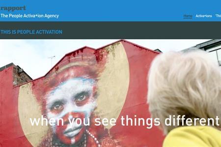 Rapport unveils rebrand following awards success