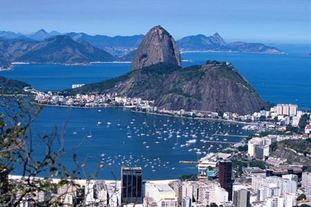 Corcovado mountain Rio de Janeiro