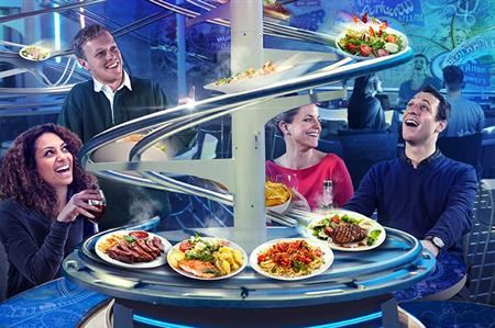 Alton Towers to open Rollercoaster Restaurant