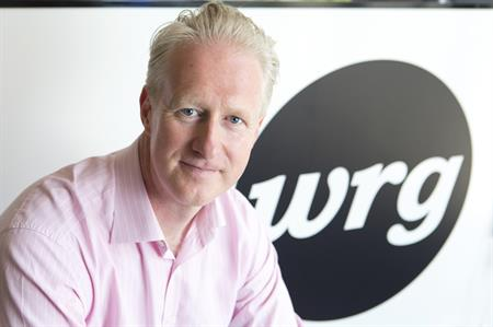 WRG's new CEO Russ Lidstone