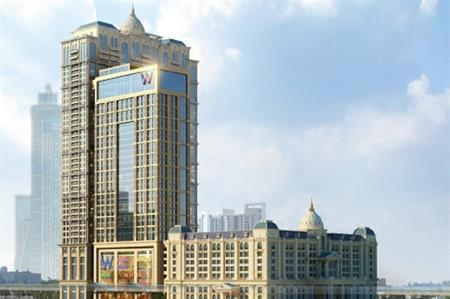 Al Habtoor City to introduce St.Regis and W Hotels brands to Dubai along with a new Westin (Photo: Business Wire)